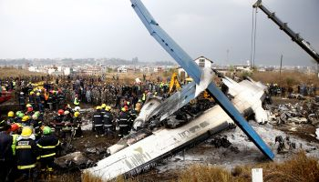 Dozens dead in Nepal plane crash