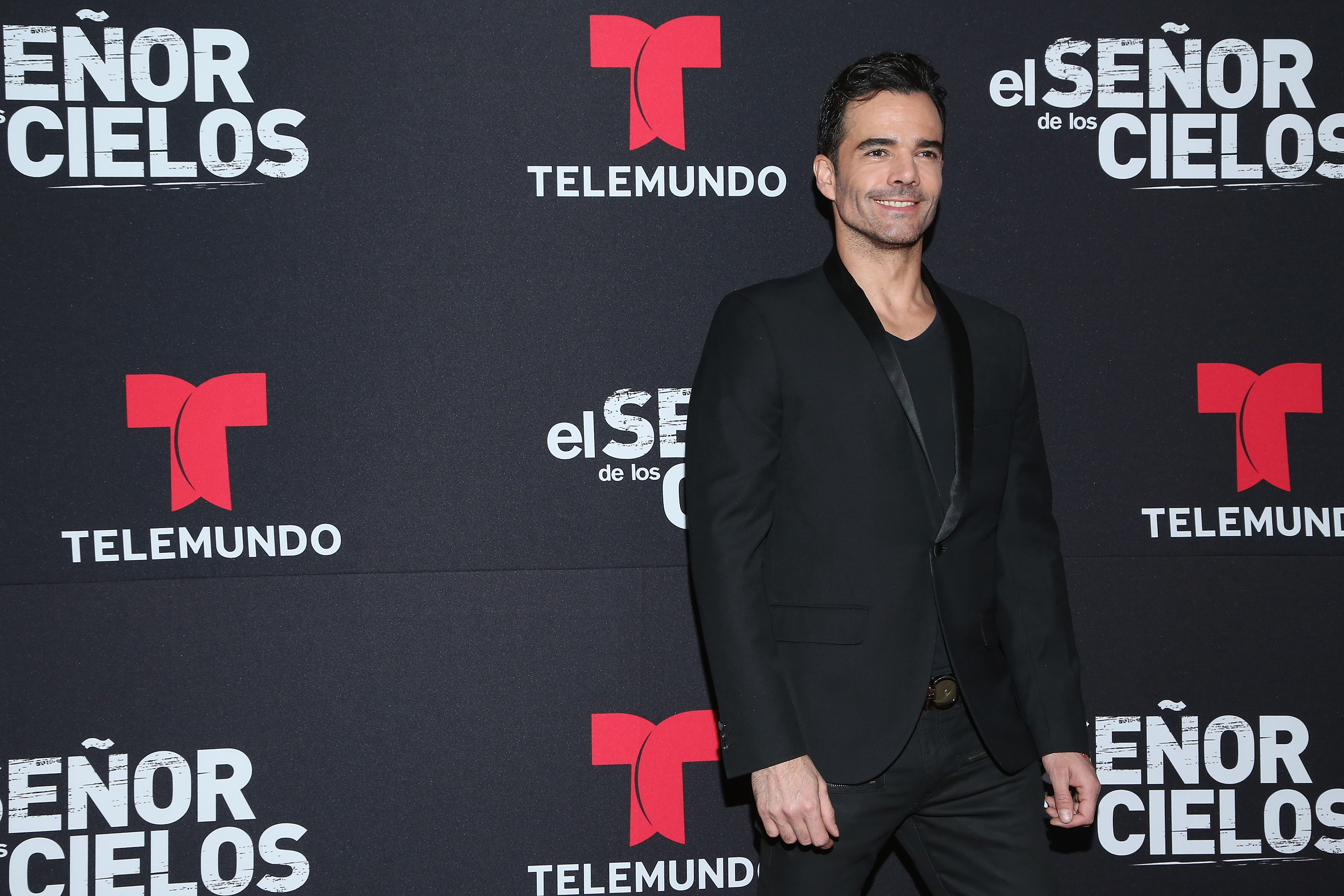 'El Senor De Los Cielos' Season 5 Premiere - Red Carpet