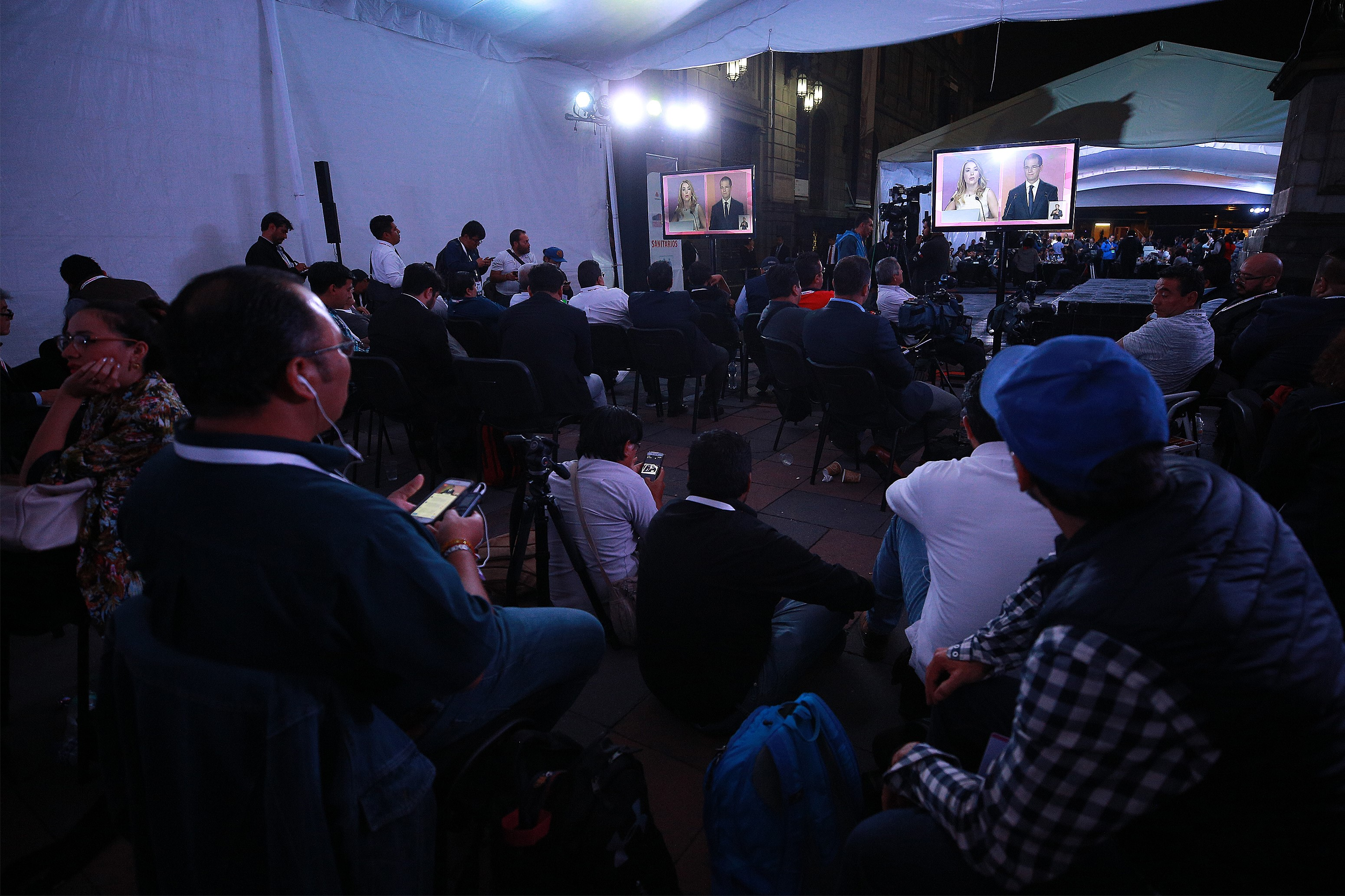 First Presidential Debate of Mexico