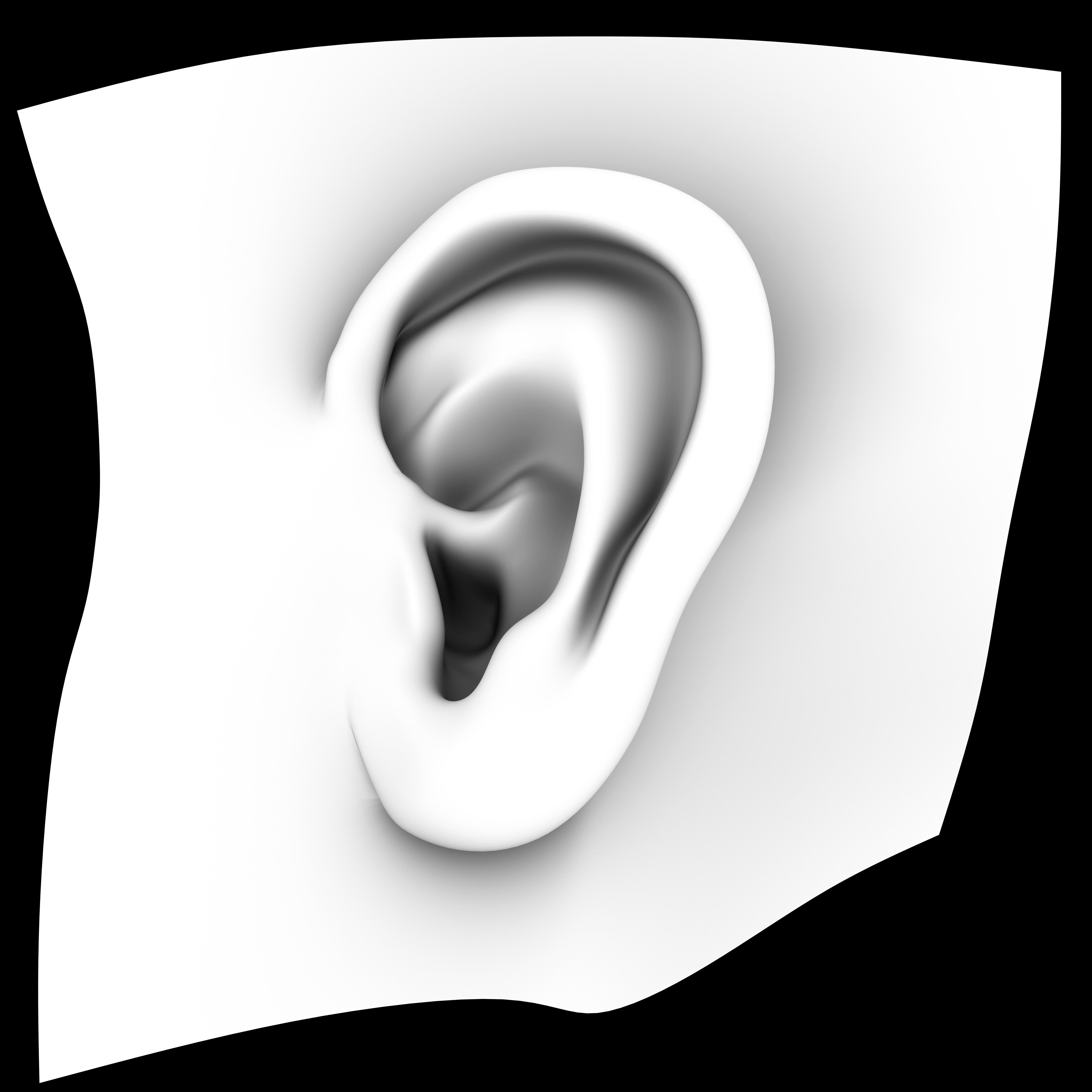 Ear, artwork