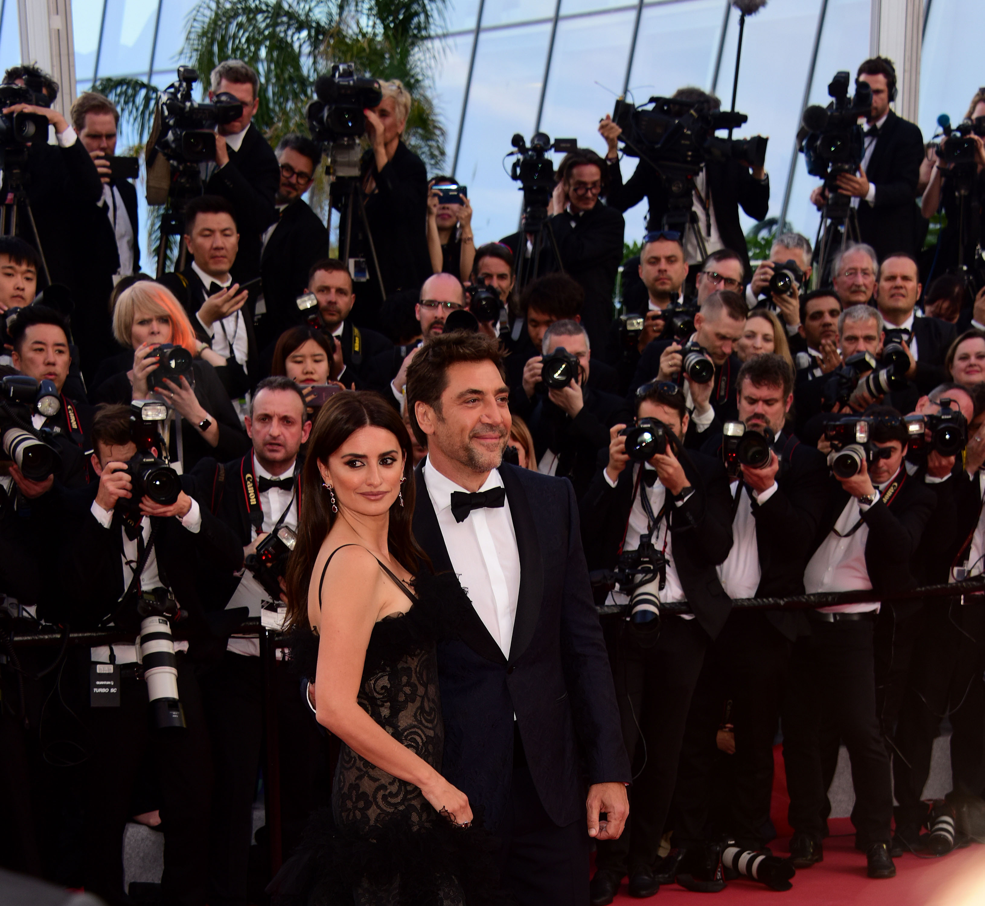 Red Caret At The Cannes Film Festival Of Everybody Knows
