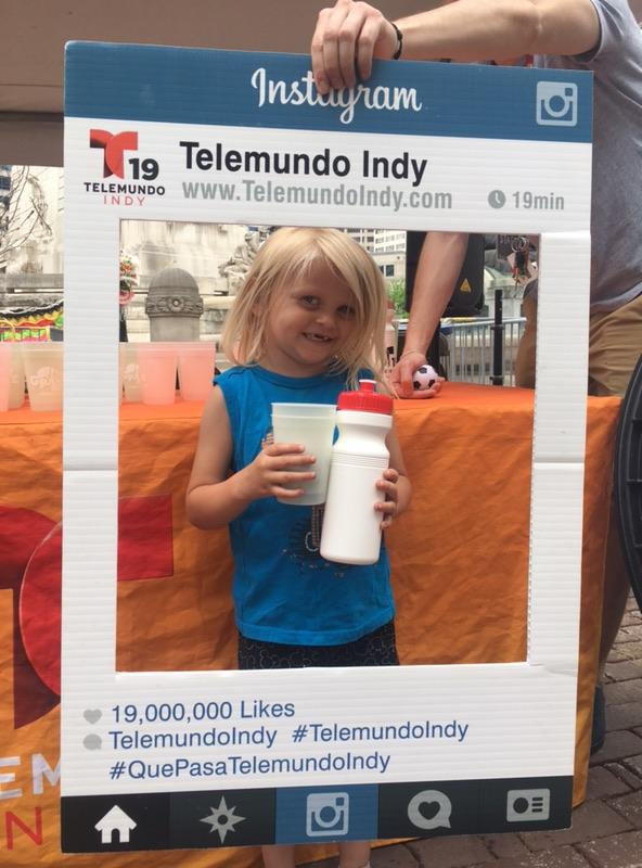 2018 Kids Day - Telemundo Indy