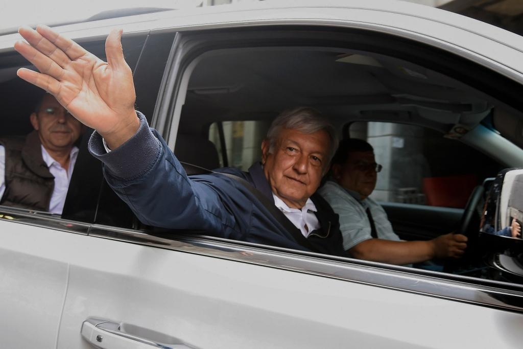 MEXICO-ELECTION-CAMPAIGN-LOPEZ OBRADOR