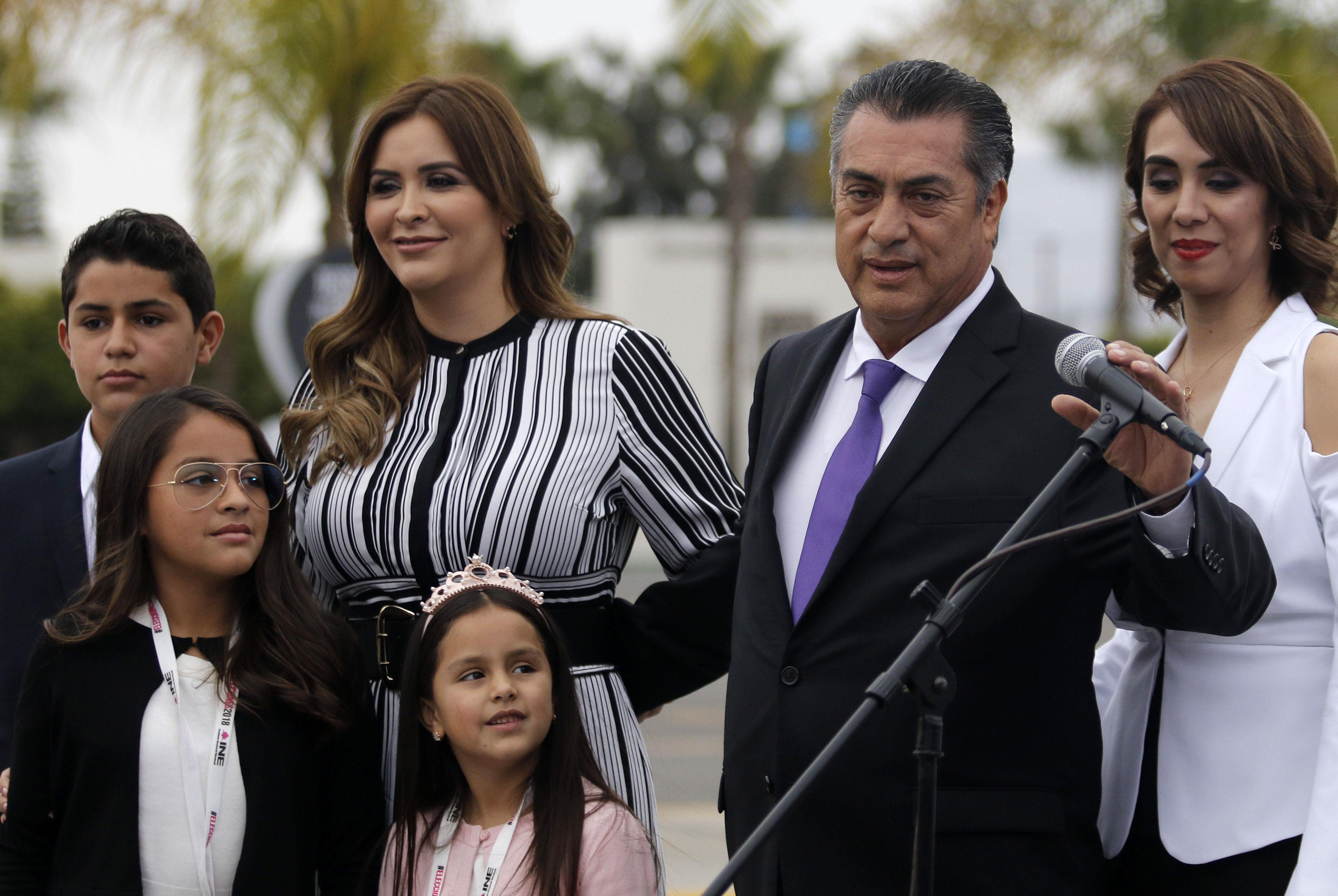 MEXICO-ELECTIONS-DEBATE-RODRIGUEZ