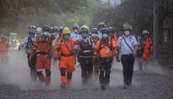 Guatemala volcanic eruption kills 69