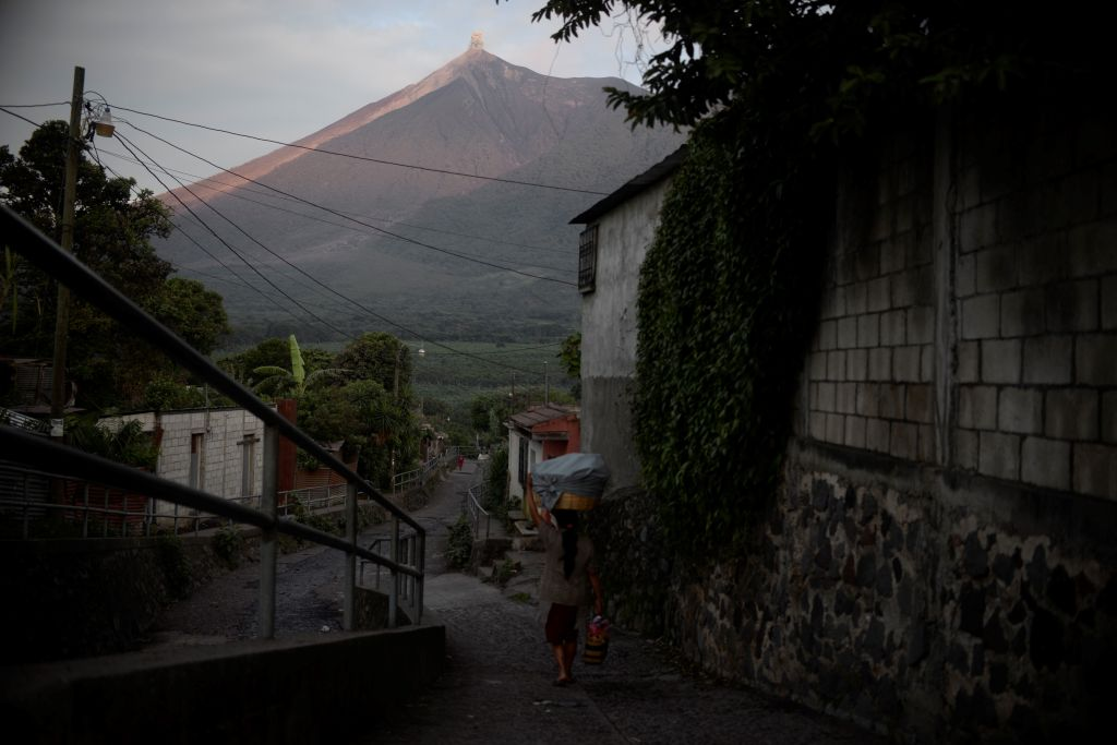 Guatemala volcanic eruption kills 69