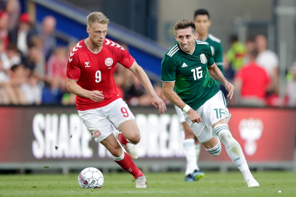 Denmark v Mexico -International Friendly