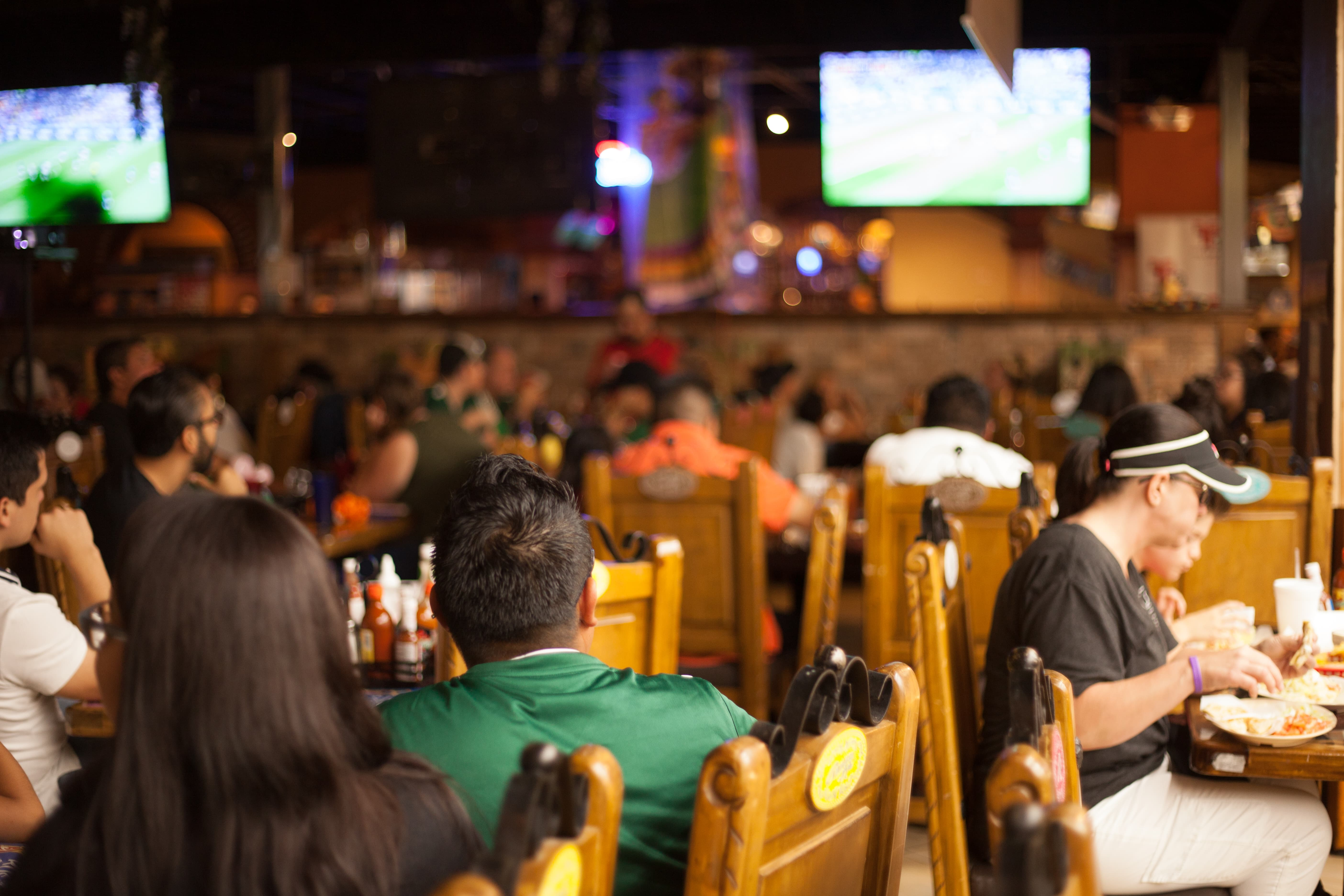 World Cup Watch Party Photos (6/17/18)