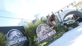 'Jurassic World: Fallen Kingdom' World Premiere