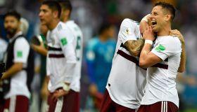 FIFA World Cup 2018 - South Korea vs Mexico