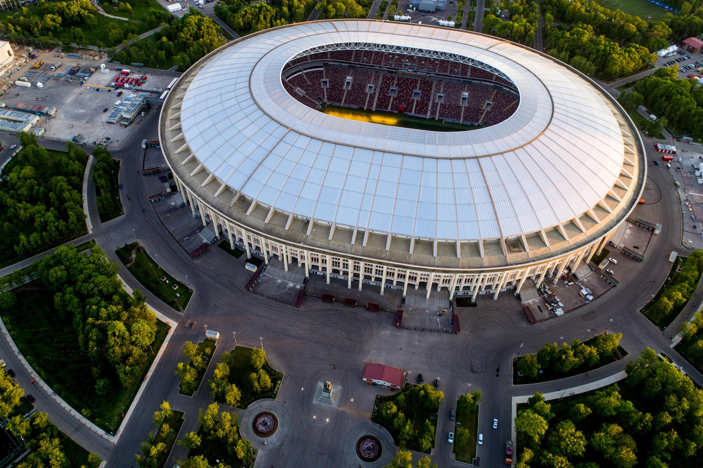 2018 FIFA World Cup venues: Luzhniki Stadium
