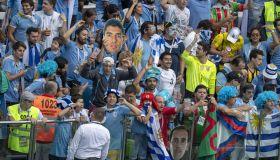 Uruguay vs France Quarter Final FIFA 2018 World Cup