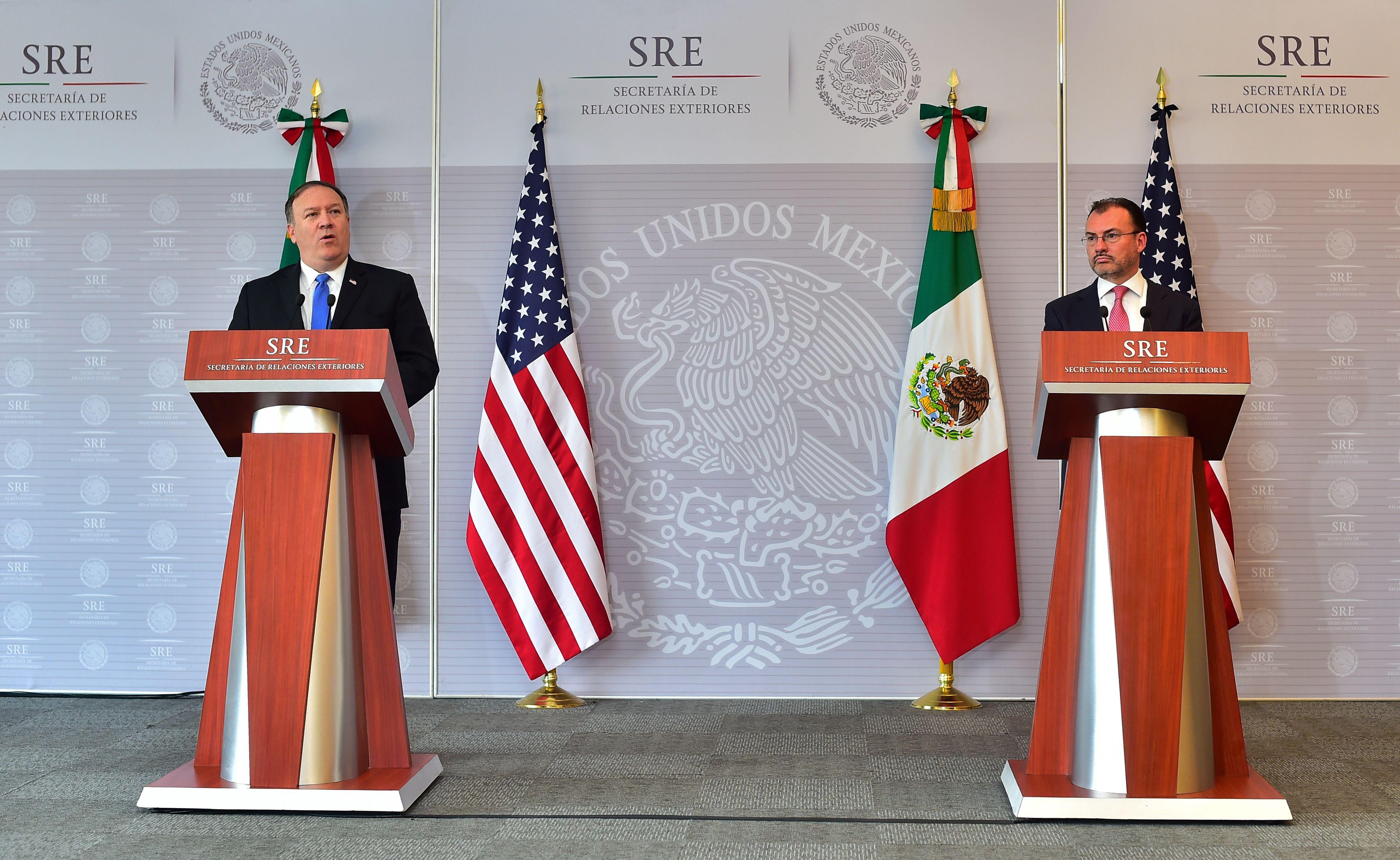 MEXICO-US-VIDEGARAY-POMPEO