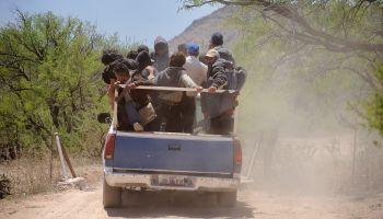 Mexico - US - Border
