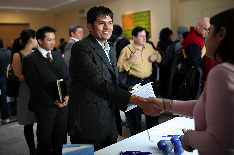 A Career Fair For Green Jobs Held In Berkeley
