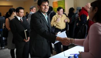 A Career Fair For Green Jobs Held In Berkeley