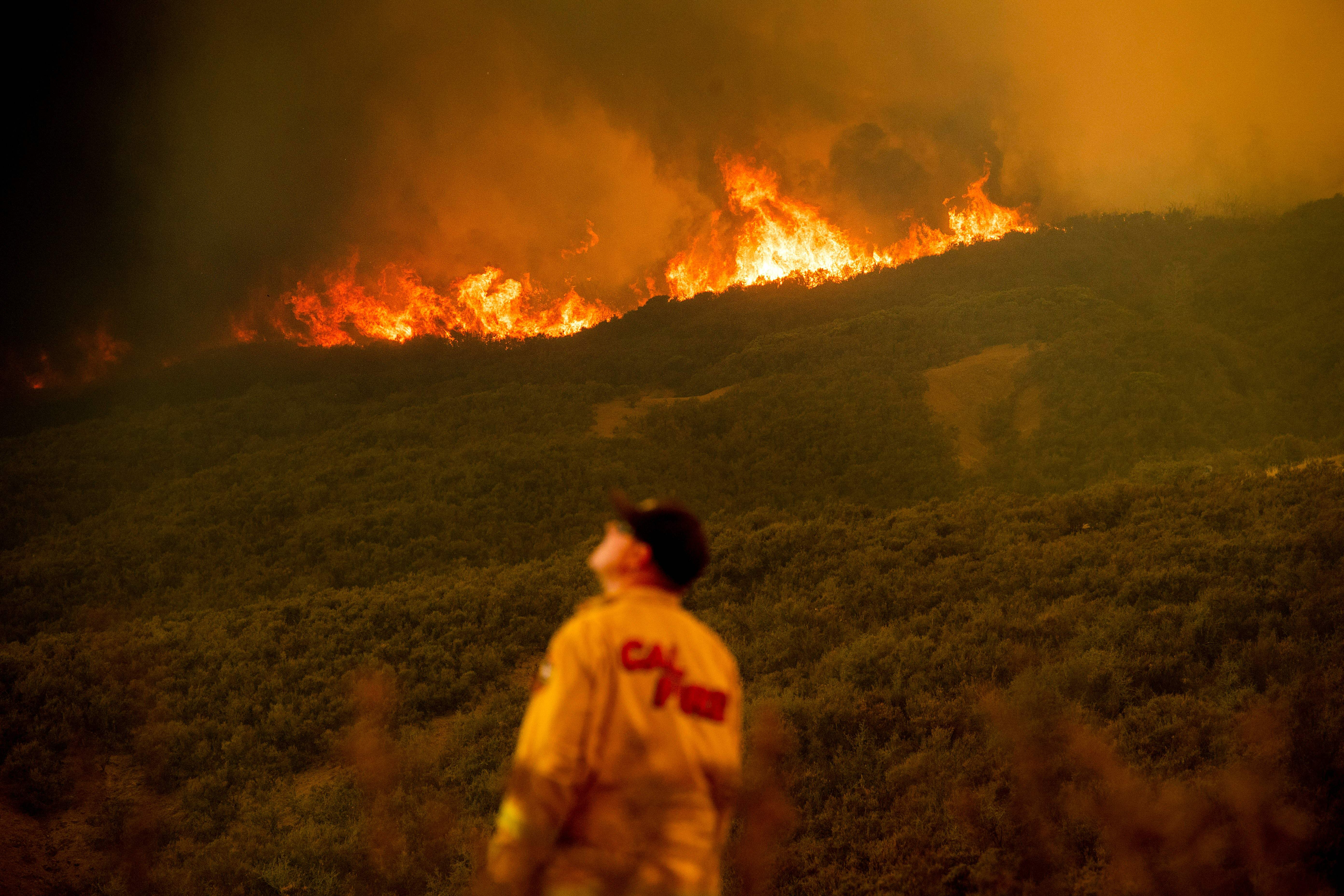US-ENVIRONMENT-FIRES