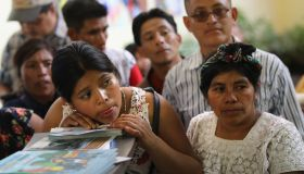 Immigrant Children Reunited With Deported Parents In Guatemala