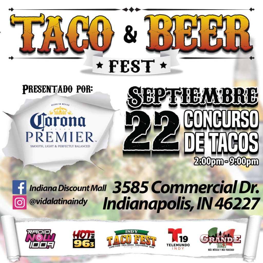 Monarch Tacos and Beer Fest