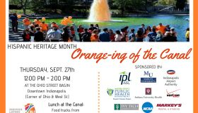 Orange-ing of the Canal