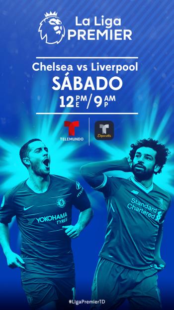 Chelsea/Liverpool