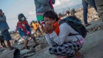 Tragedy Indonesia