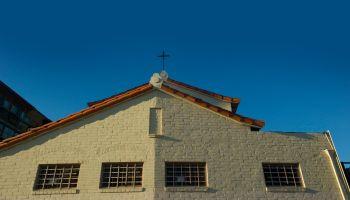 Downtown Los Angeles-St Xavier Catholic Church