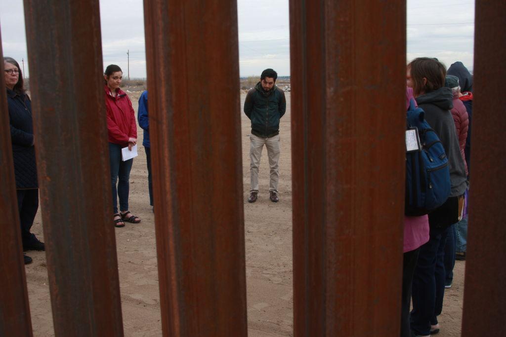 National Emergency - Border Mexico USA