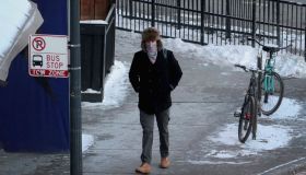 Polar Vortex Brings Extreme Cold Temperatures To Chicago