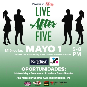 Live After Five @ FortyFive Degrees (Spanish Version)