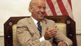 US Vice-President Joe Biden Visits Baghdad
