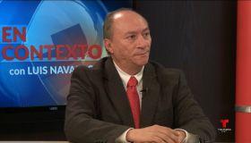 En Contexto Con Luis Navarro