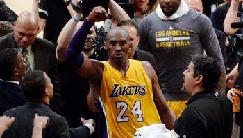 Utah Jazz v Los Angeles Lakers
