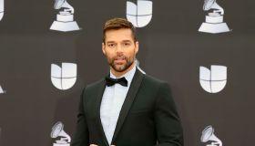 2019 Latin Grammy Awards - Las Vegas