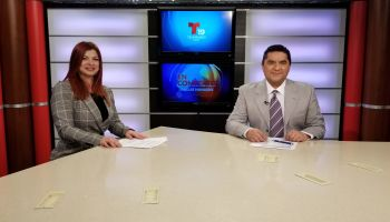 Guest for En Contexto con Luis Navarro