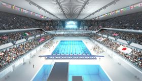 File photo of a Tokyo 2020 Olympic venue
