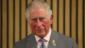 The Prince of Wales visit to Oxford