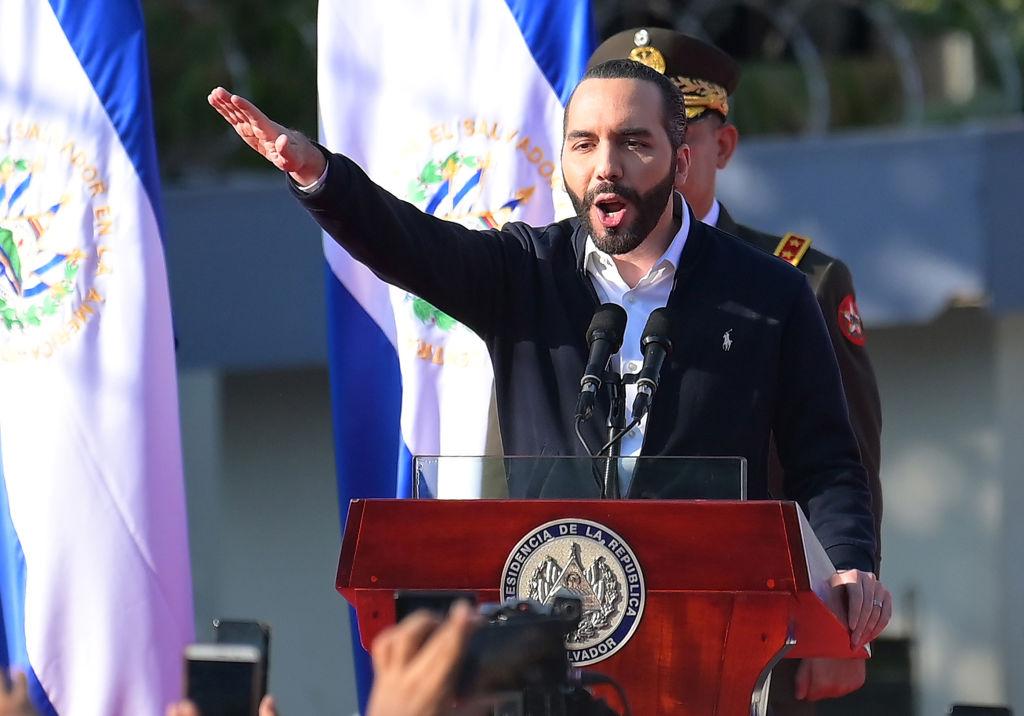 EL SALVADOR-POLITICS-BUKELE