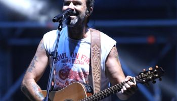 Jarabe de Palo performing live in Naples