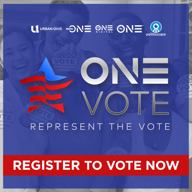 One Vote: Register to Vote
